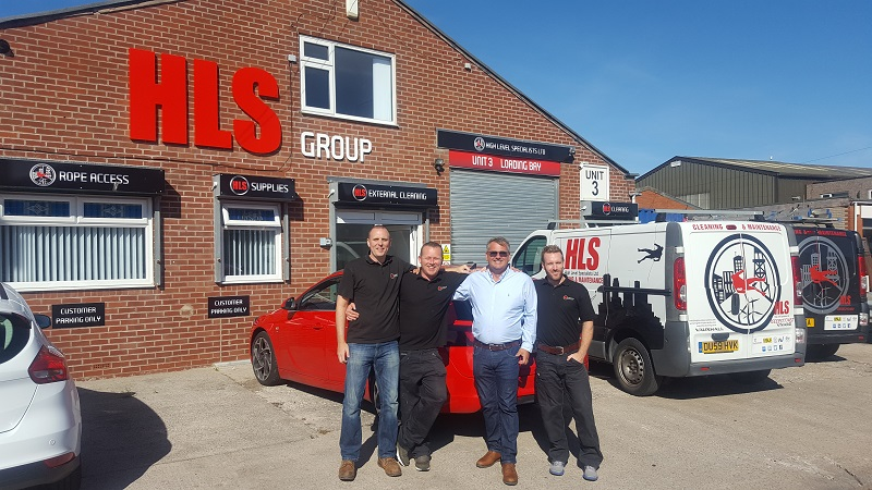 Lancashire Means Business - HLS Group